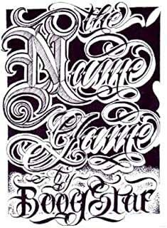 The Name Game by BoogStar - Sketch Book
