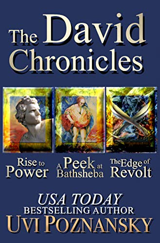 Book: The David Chronicles - Boxed Set by Uvi Poznansky