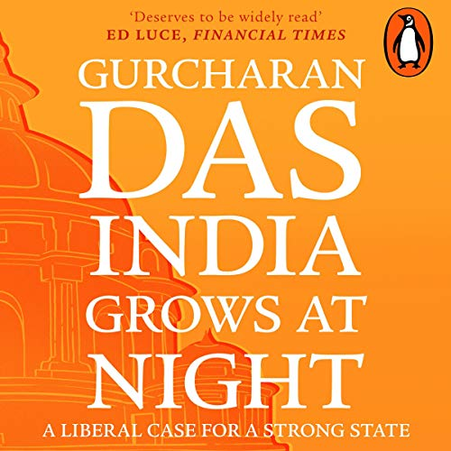 India Grows at Night cover art
