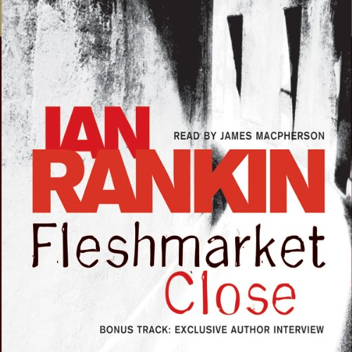 Fleshmarket Close audiobook cover art