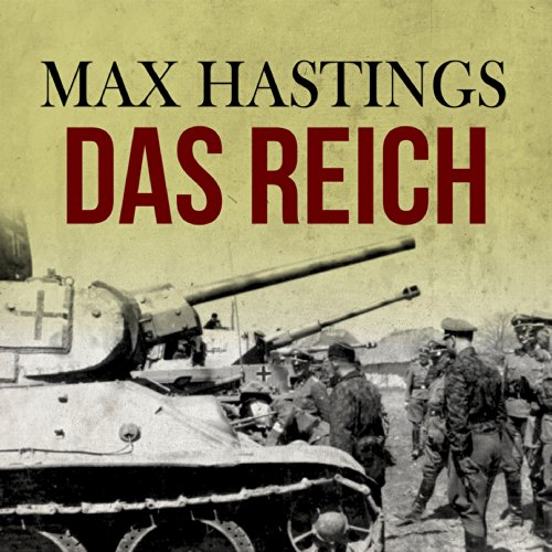 Das Reich audiobook cover art