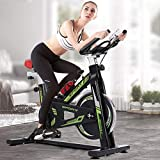 Best Spinning Bikes - Indoor Spinning Exercise Bicycle Ultra-Quiet Bike Home Stationary Review