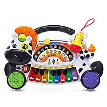 VTech Zoo Jamz Piano  Frustration Free Packaging   White
