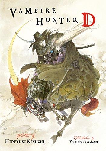Vampire Hunter D Volume 1 (English Edition)
