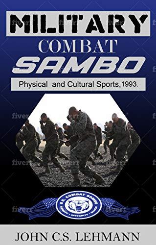 Military Combat Sambo (English Edition)