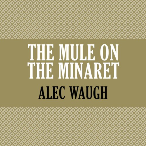 The Mule on the Minaret audiobook cover art