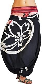 virblatt – Best Harem Pants for Women and Men S – XXL Handmade Hippie Pants