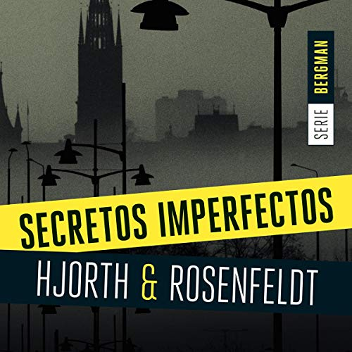 Secretos imperfectos [Imperfect Secrets] audiobook cover art