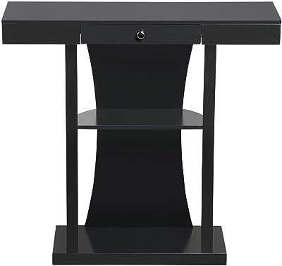 Amazon.com: Ames moderno multi-storage Cappuccino – Mesa ...