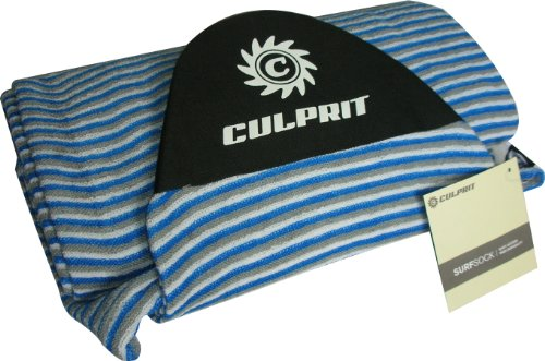 Culprit Surf Protective Pocket Surfboard Socks with Round Nose