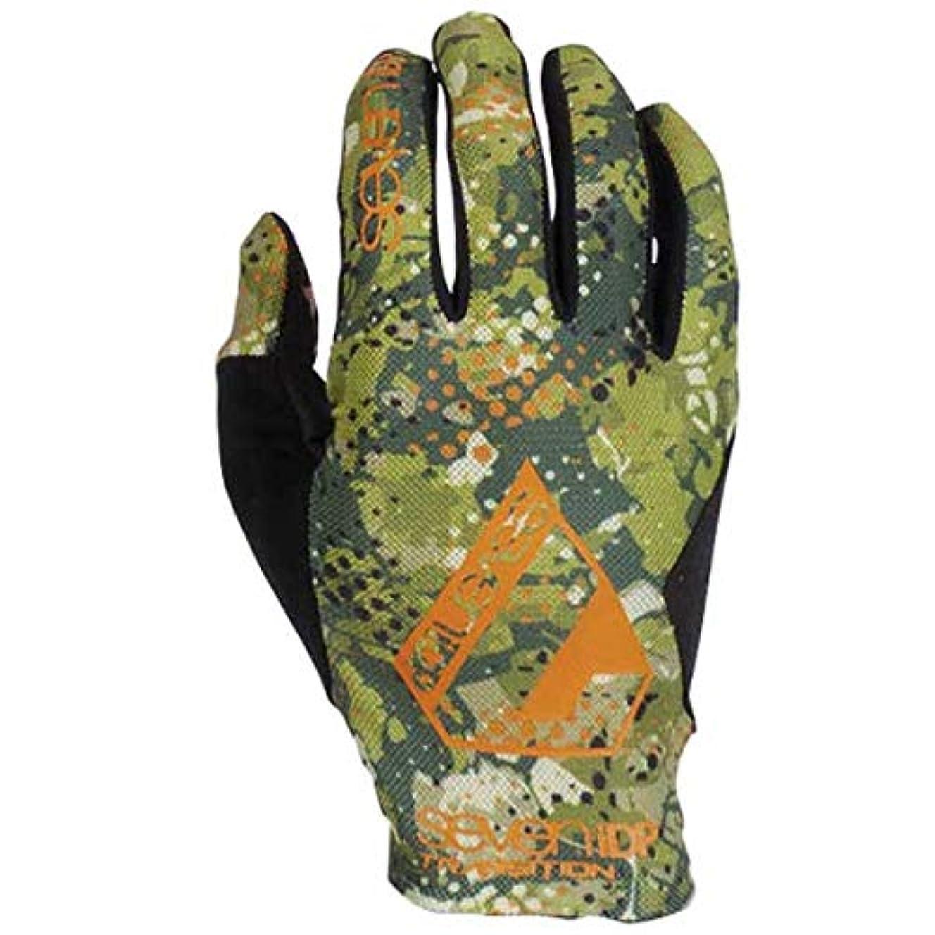 Transition Glove Orange/CAMO/Black M
