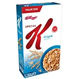 Kellogg's Special K Breakfast Cereal, Original Value Size, 18 Oz (Pack of 6)