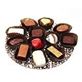 Belgian Chocolate Bulk Box – 24 pcs. (0.8 lbs) – Belgium Assorted Chocolates