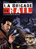 La brigade du rail, Tome 2 - Les naufragés de Malpasset