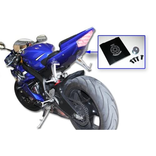 Yamaha YZF-R6 600 2007 Number Plate Light Replacement Bulb