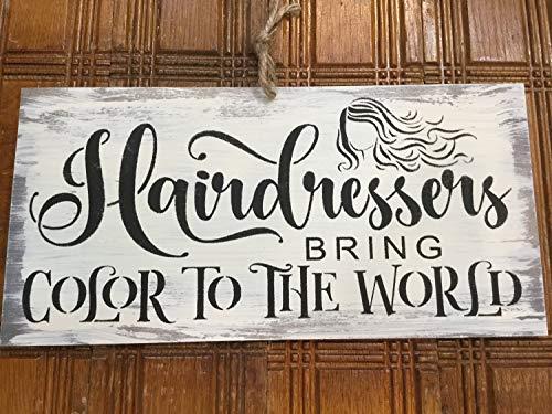 Ced454sy Schild für Friseure