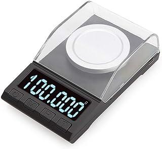 Anself Escala Digital portátil Escala de Jóias de Ouro Escala Em Pó Mini Balança Eletrônica de Bolso Escala Profissional M...