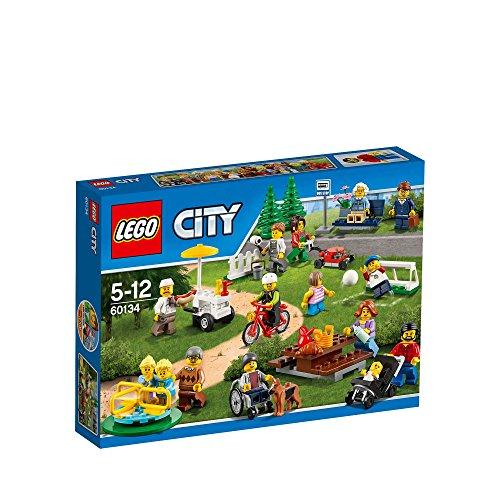 LEGO diversión en el parque–Ciudad Personas unidades–60134