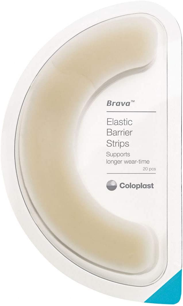 Max 75% OFF Coloplast Corp Brava Elastic Barrier Strips Discount mail order Pound 1 Coi120700