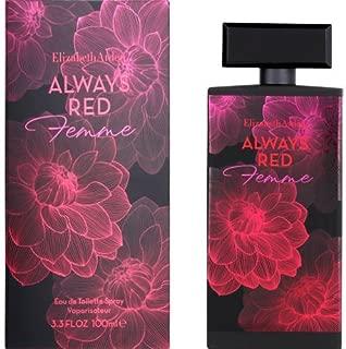 Elízabêth Ardén Always Red Femme Perfume for Women 3.3 fl. Oz Eau de Toilette Spray