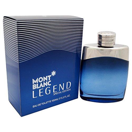 Mont Blanc Legend Spray, 3.4 Ounce