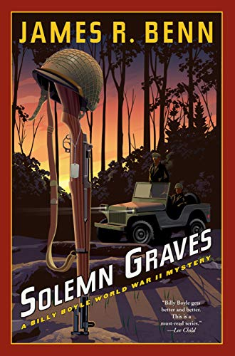 Image of Solemn Graves (A Billy Boyle WWII Mystery)