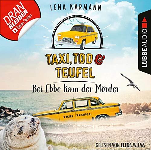 Taxi, Tod und Teufel - Bei Ebbe kam der Mörder Titelbild