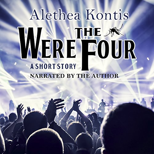 The Were Four audiobook cover art