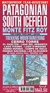 Patagonia South Icefield Trekking Mountaineering (Spanish and English Edition) by Sergio Zagier (2016-04-01)