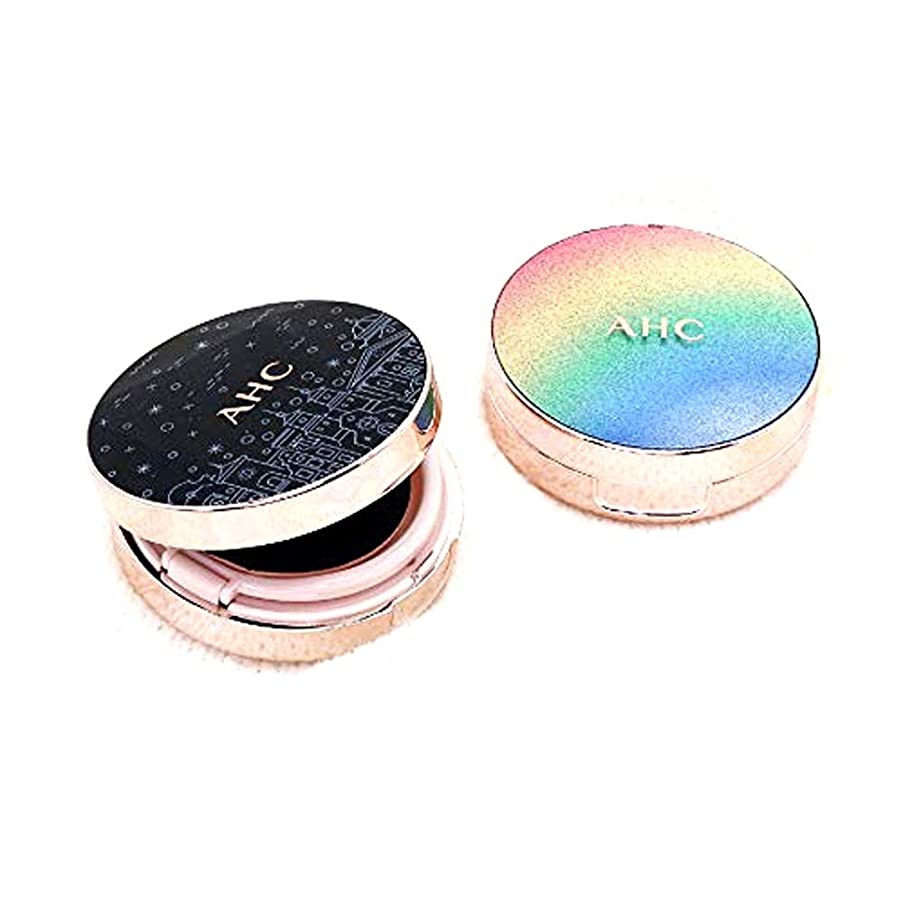 補体砂のマントルAHC(エーエイチシー) パディングカバークリームファンデーション(本体のみ)14g(SPF50+、PA+++) (23号ミディアムスウェード)