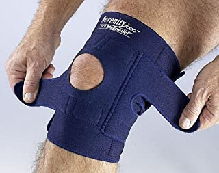 Serenity 2000 | Magnetic Therapy Knee Brace for Support and Pain Relief – Large, Fits Knees 18