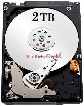 """2TB 2.5"""" Hard Drive for Asus Notebook F5Vl, F5Z, F6A, F6E, F6H, F6S, F6V, F6Ve"""