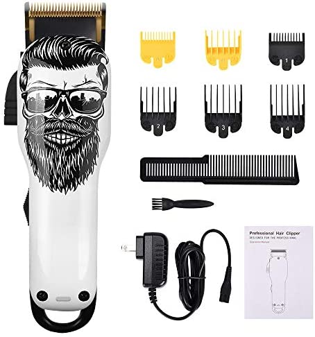 Upgraded Cordless Electric Hair Clippers 2 Speed Professional Rechargeable Hair Cutting Machine product image