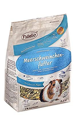 Fidelio Guinea Pig Food, Pack of 2x 2.3kg from Fidelio
