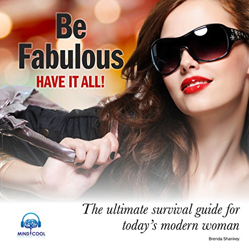 Be Fabulous audiobook cover art