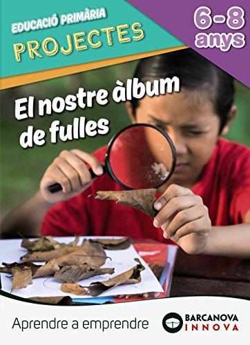 Projecte El nostre àlbum de fulles (Innova)