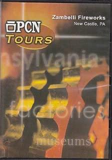 PCN Tours - Zambelli Fireworks