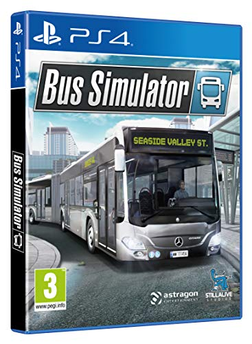 Bus Simulator PS4 [Importación inglesa]