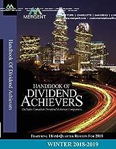 Best handbook of dividend achievers Reviews