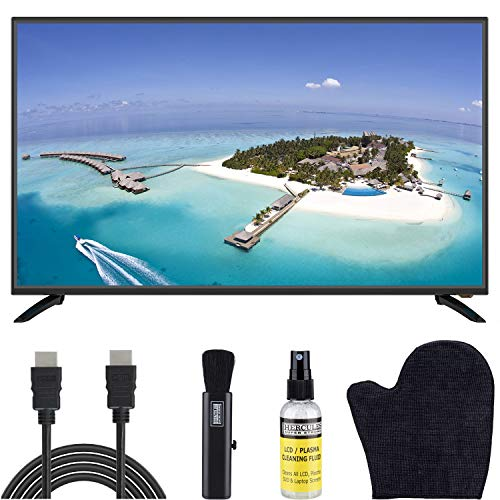 Big Save! Sansui 43-Inch 1080p FHD DLED Smart TV (S43P28FN) Slim, Lightweight, Built-in HDMI, USB, H...