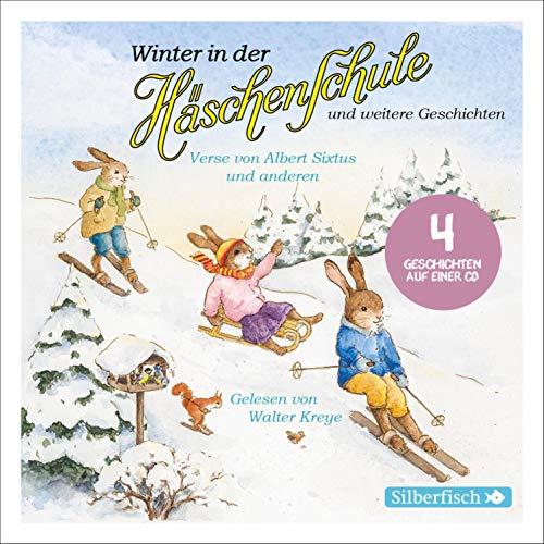 Winter in der Häschenschule cover art