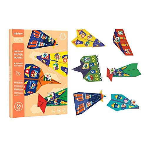 Andreu Toys- Origami Paper Planes Arcilla y plastilina, Color (Multicolor) (MD4097)
