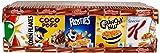 Kellogg's Monodose Assortite Cereali e Muesli - Confezione da 35