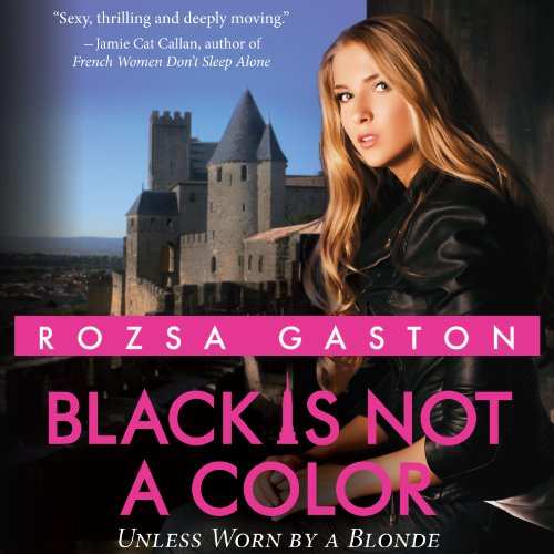 Black Is Not a Color audiobook cover art