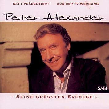 SAT 1 präsentiert: Peter Alexander seine größten Erfolge