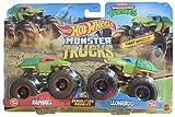 Hot Wheels Monster Trucks Raphael VS Leonardo