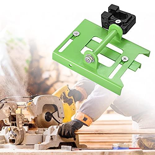 Sierra de cadena portátil para molino de motosierra, 4YANG mini guía de sierra de cadena, barra guía de corte de madera vertical, aserradero, tabla de motosierra