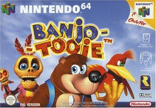 Banjo-Tooie [Edizione: Germania]