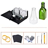 IMT Bottle Cutter, Glass Cutter Wine Bottle Cutting Tool Kit for Square/Round Bottles