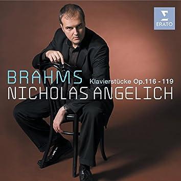 Brahms: Klavierstücke Op.116-119